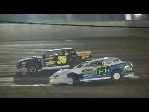 Street Stock Heat Two | Eriez Speedway | September Sweep | 9-23-16
