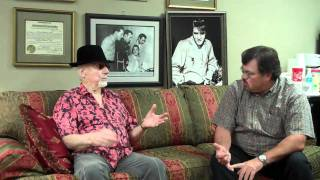 Interview Sonny Burgess Part 1 of 3