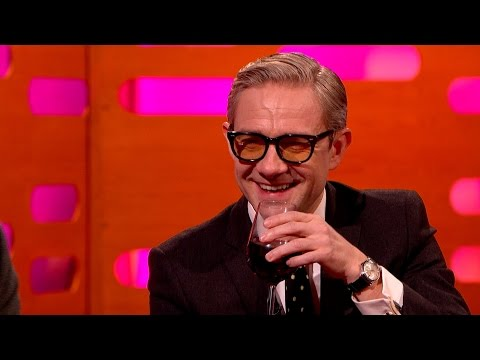 Martin Freeman talks about being naked in Love Actually - The Graham Norton Show: Episode 6