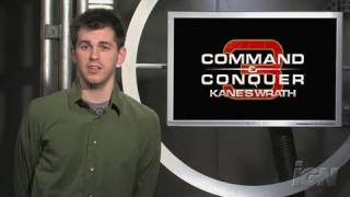 Command & Conquer 3: Kane's Wrath PC Games