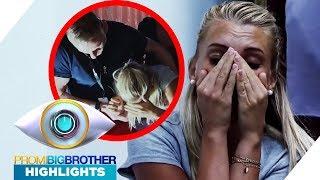 Notarzt für Evelyn: Sie steht 47 Minuten in Eis-Wasser | Highlights | Promi Big Brother 2017 | SAT.1