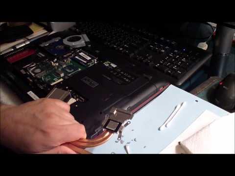 MSI Ge70 Apache Pro How to Reapply Thermal Paste and Test