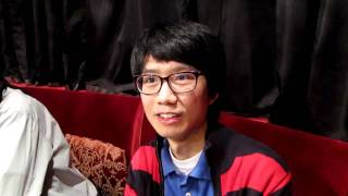 Korean WIkipedia Meetup: Sang Hyun Cho