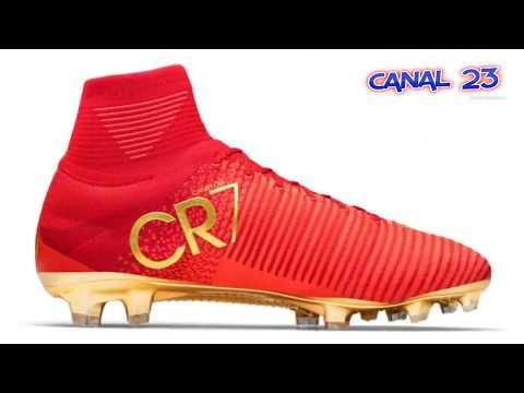917f540894 Nova Chuteira de Cristiano Ronaldo - Nike Mercurial Superfly 5
