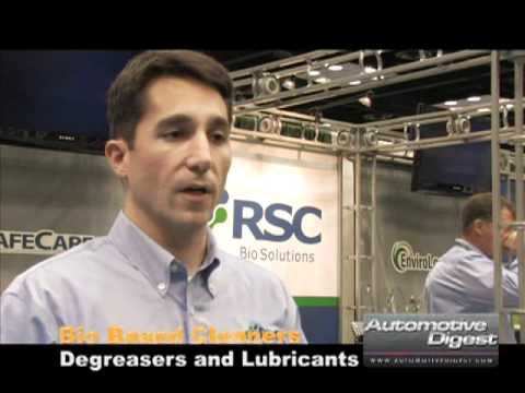 High Tech, Bio Based Cleaners, Degreasers and Lubricants