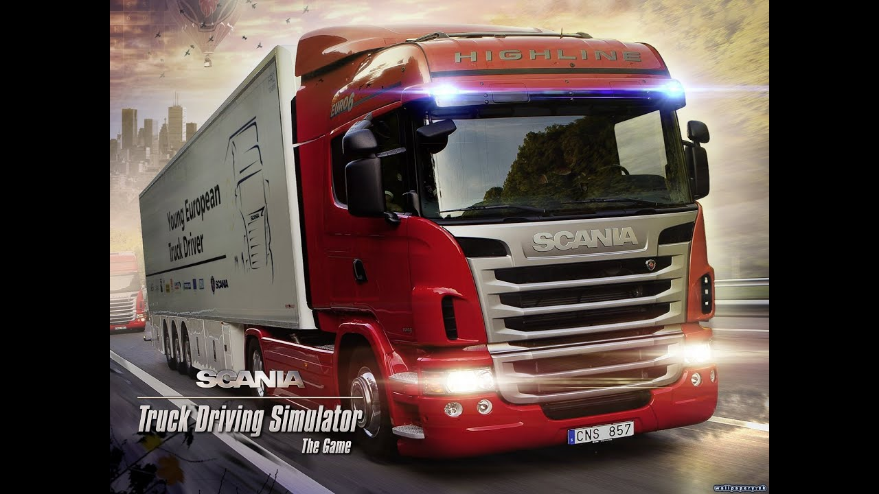 Telecharger Installer Scania Truck Driving Simulator