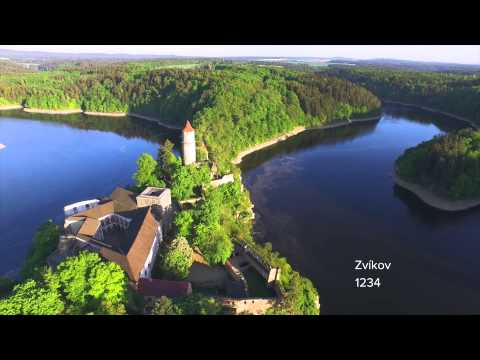 Bohemia Memories - Aerial Czech Republic