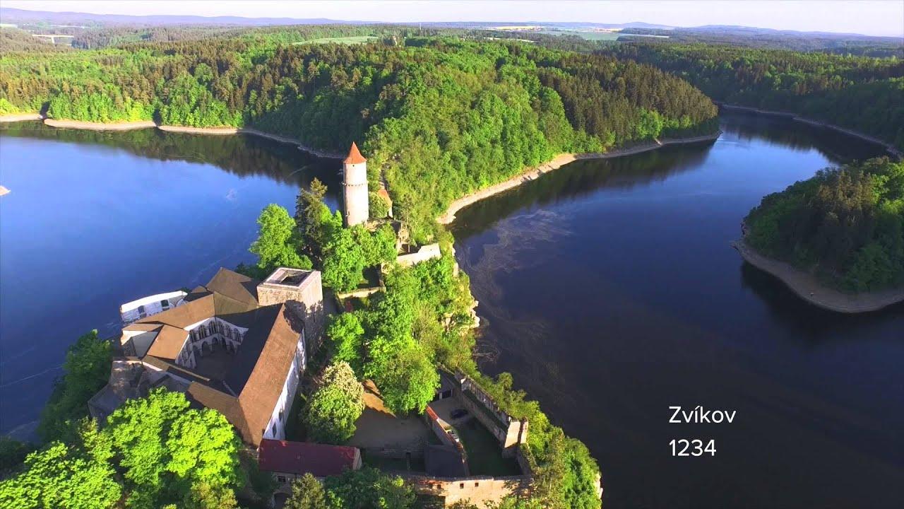 Bohemia Memories - Aerial Czech Republic - YouTube