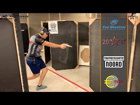2019 IPSC KW Hoofddorp SV 't Fort - STI DVC Open