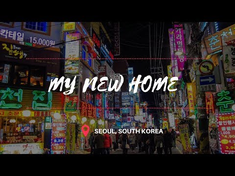 First two weeks in South Korea