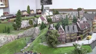 Modellbahn Fahrtage des MEC Kulmbach Apr 2017