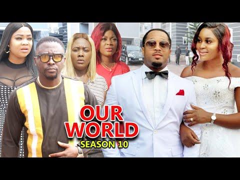 Download OUR WORLD SEASON 10  (Trending New Movie HD)Fredrick Leonard 2021 Latest Nigerian Nollywood  Movie