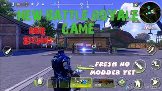 Cyber Hunter Gameplay Android | Another Battle Royale Genre Game from Netease