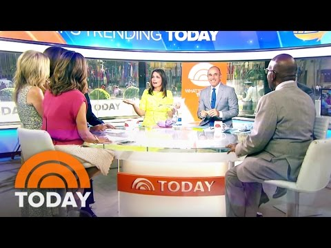 TODAY Looks Back At 2016 And The Laughs Shared In Studio 1A   TODAY