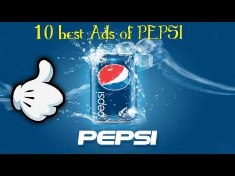 Top 10 bset PEPSI commercial ads of india
