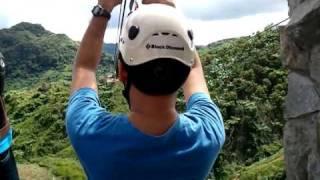 Zipline at adventure cafe,Gaas Balamban,Cebu