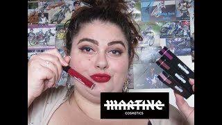#07 _ MARTINE COSMETICS Revue + Crash Test