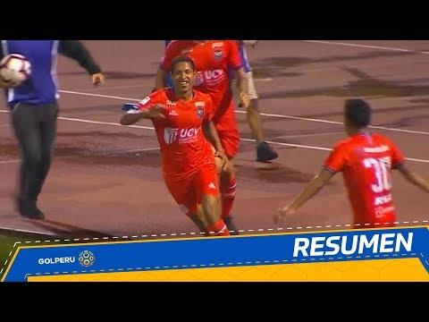 Resumen: César Vallejo vs. Sport Boys (1-0)