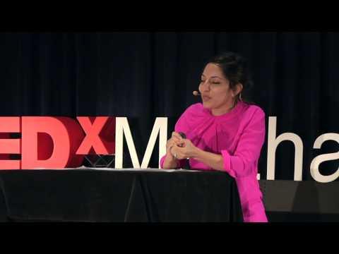 Fashion Designer / Creative Director of Nellie Partow | Nellie Partow | TEDxMarthasVineyard