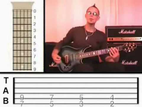 "Learn How to Play the Song ""Intergalactic "" withhttp://www.vguitarlessons.cjb"