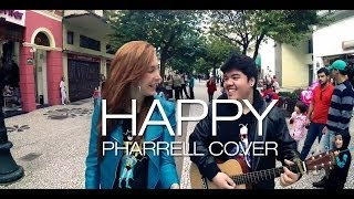 Happy - Pharrell Williams (Cover) - Take Two!