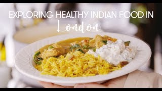 One of Madeleine Shaw's most viewed videos: Exploring Healthy Indian Food In London | Madeleine Shaw