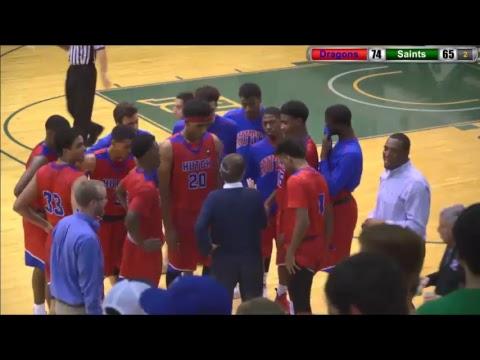 Blue Dragon Men's Basketball at Seward County