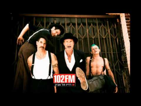Special Red Hot Chili Peppers on Radio Tel Aviv 102FM with Daniel Elfenbain