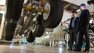 PilotsEYE.tv - A380 Factory Visit  - Airbus Toulouse - Bonus DVD|BD