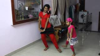 Hello honey bunny !! Nieces dance to the Nepalese song