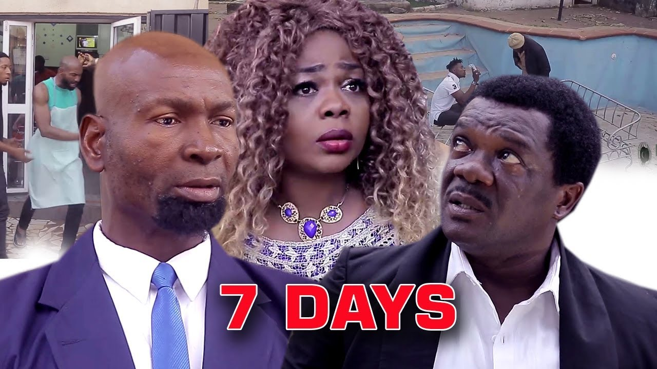 Download 7 Days Season 3 & 4 - ( Sylvester Mmadu ) 2019 Latest Nigerian Movie