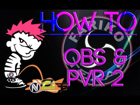 "Fariko Rorschak Presents ""How To Use OBS With Hauppauge HD PVR 2   "" HD Video and Sound"