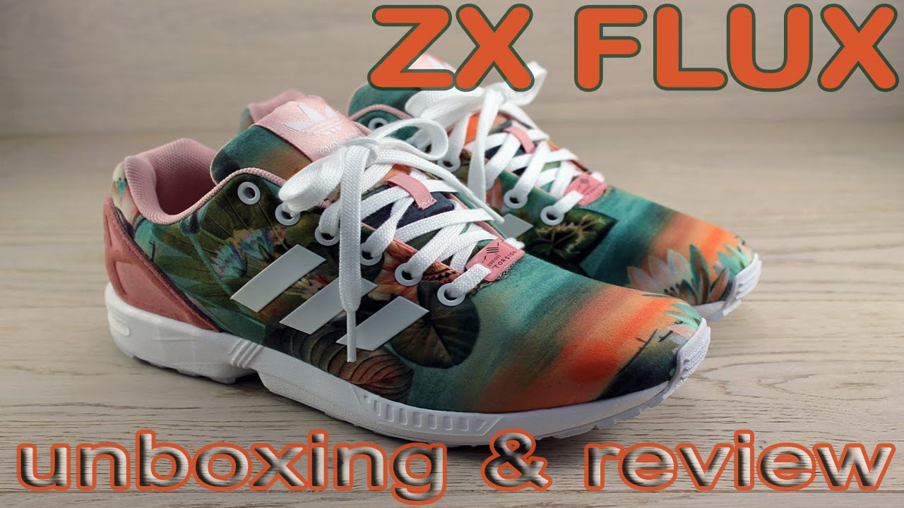 wholesale dealer d64f5 d63cd Adidas ZX FLUX
