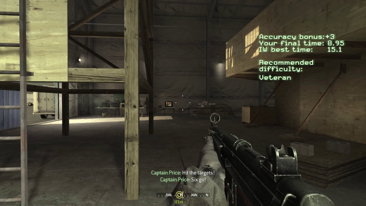 Cod 4 Fng World Record 895 Youtube