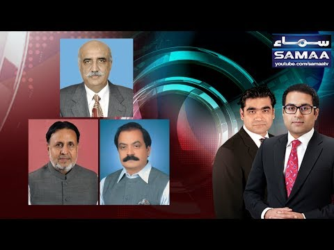 Agenda 360 - SAMAA TV - 22 July 2017