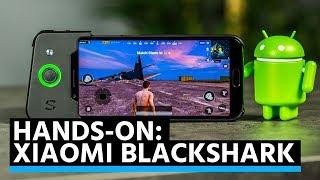 On découvre le Xiaomi Black Shark, le smartphone ULTIME pour les gamers