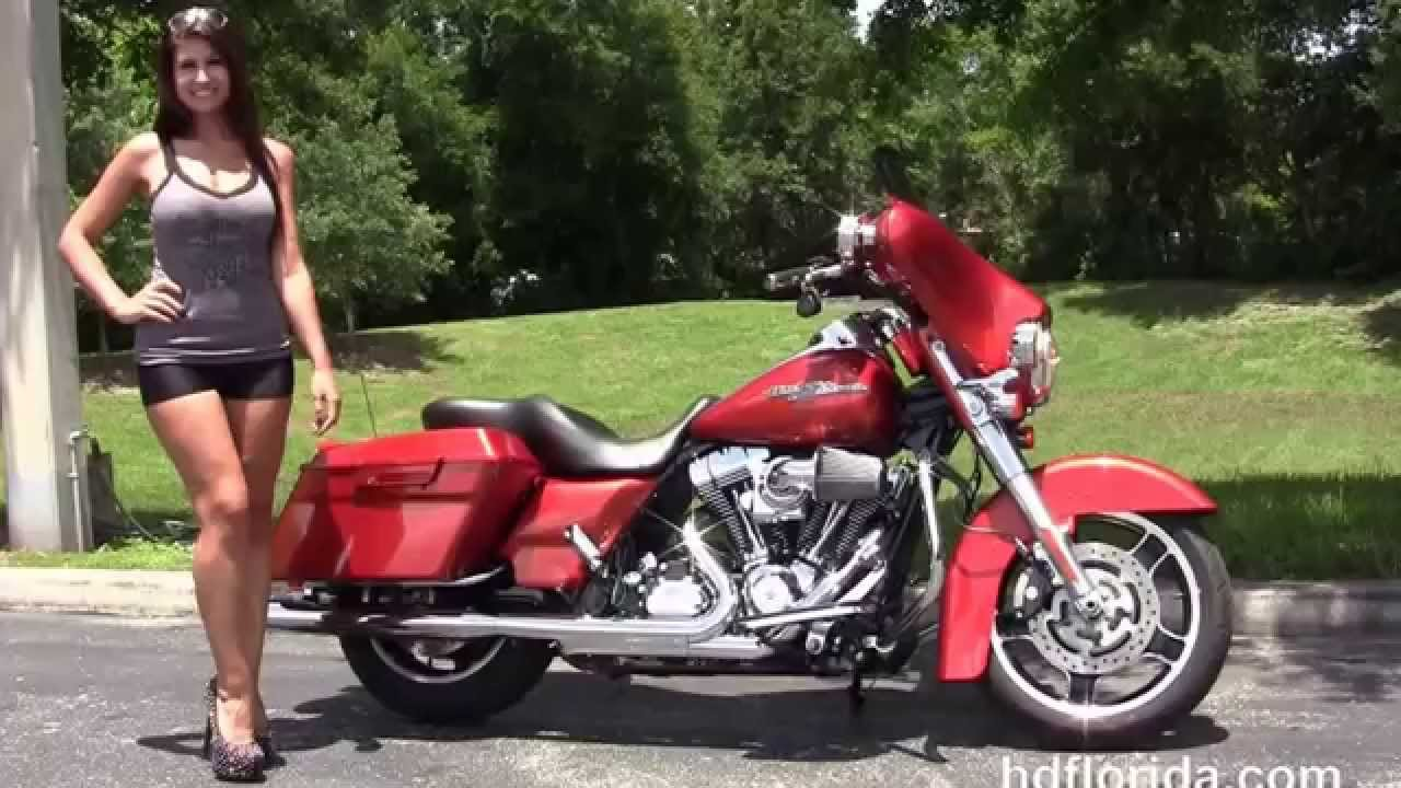 used 2011 harley davidson street glide motorcycles for sale in california youtube. Black Bedroom Furniture Sets. Home Design Ideas