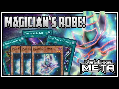 *NEW* Magician's Robe! Dark Magician Revisited! [Yu-Gi-Oh! Duel Links]