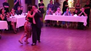 Alejandro Larenas & Marisol Morales (2) - Toronto Tango Festival 2016