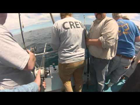 Cod/Pollock Fishing With Eastman's