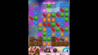 Candy Crush Saga Level 1410 No Booster 3 Stars with tips