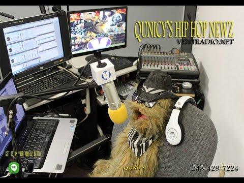 The Quincy Radio Show Hip Hop Newz  #001