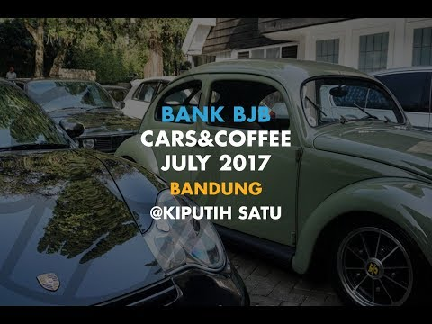 GOODRIDES VLOG // BANK BJB CARS & COFFEE BANDUNG