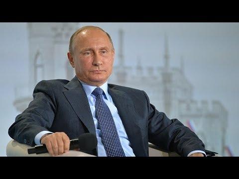 Download Youtube: Discurso de Vladímir Putin en el Club Internacional de Debates Valdái