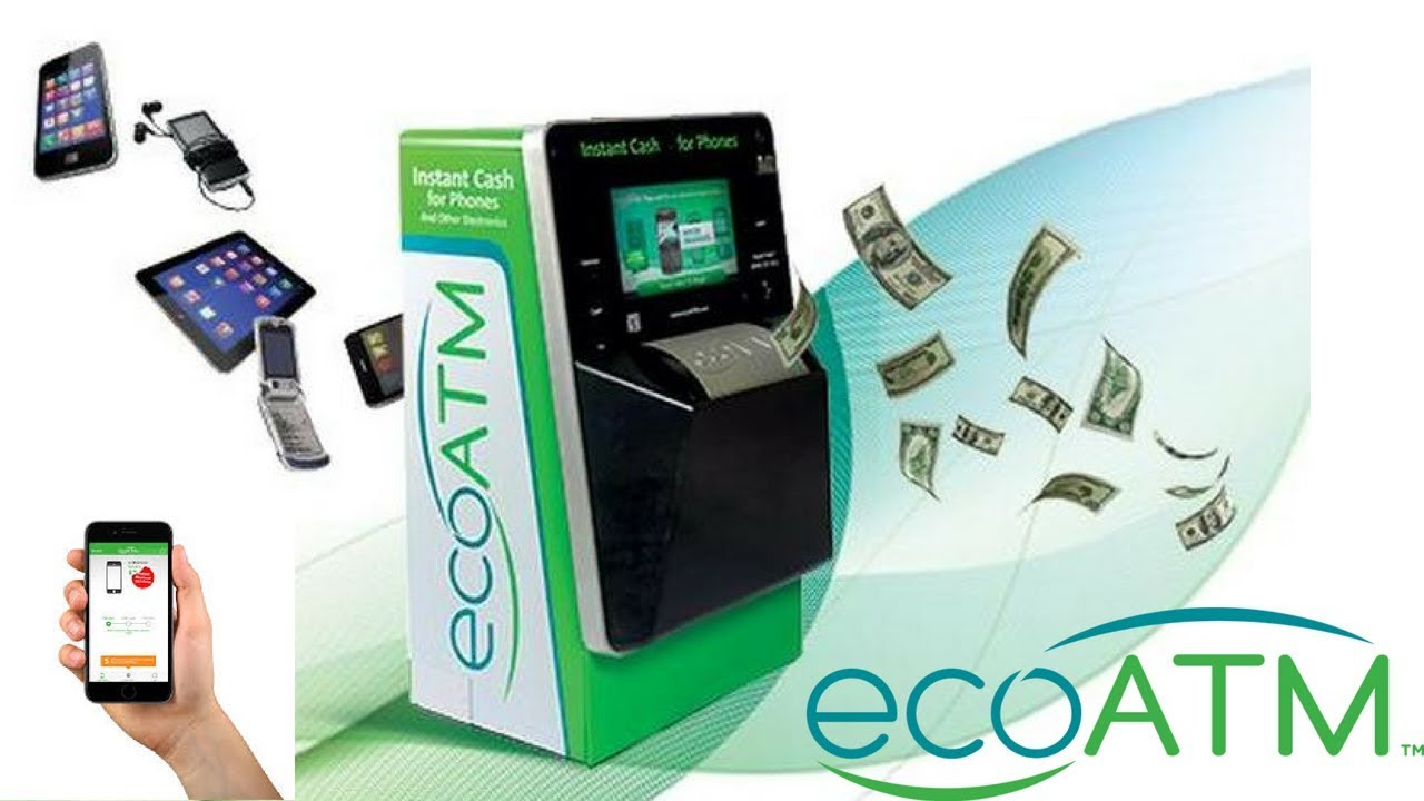 ecoATM MACHINE AT WALMART | Selling Old phones and Tablets ...
