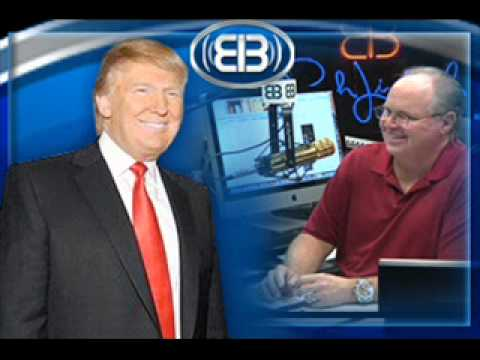 Rush Limbaugh Interviews Donald Trump April 15,2011