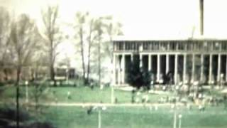Kent State shooting enhanced audio home movie. May 4 1970
