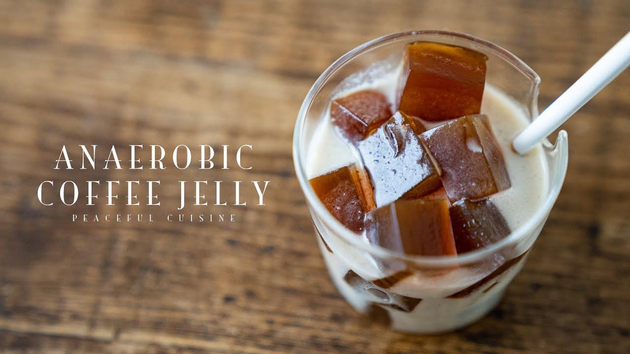 Anaerobic Coffee Jelly