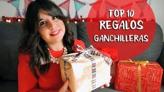 TOP10 regalos navideños para ganchilleras
