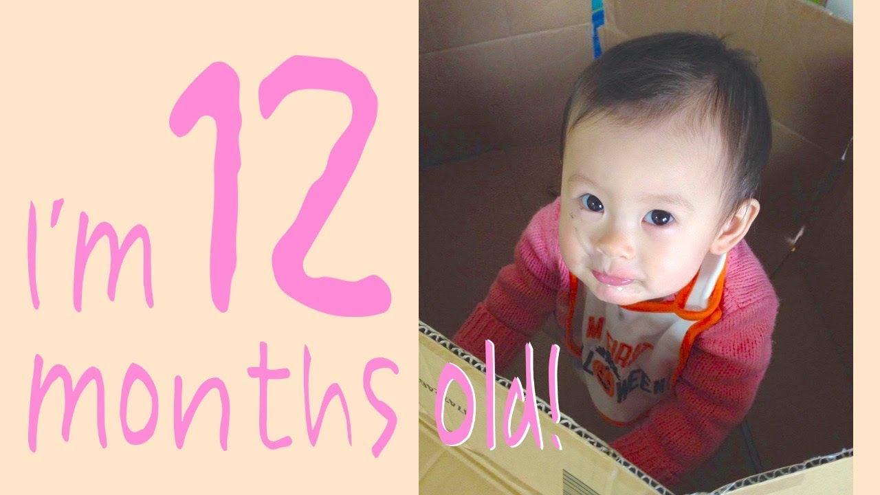 【まいだよ!】#5 - 成長記録9〜12ヶ月 | Mai's 12 month UPDATE